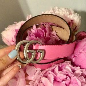 Authentic Gucci Kids belt